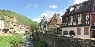 Vélo-électrique-Alsace-Voie verte