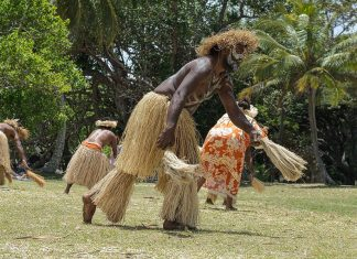 papouasie-danse